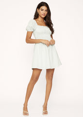 Picnic In Mind Mini Dress