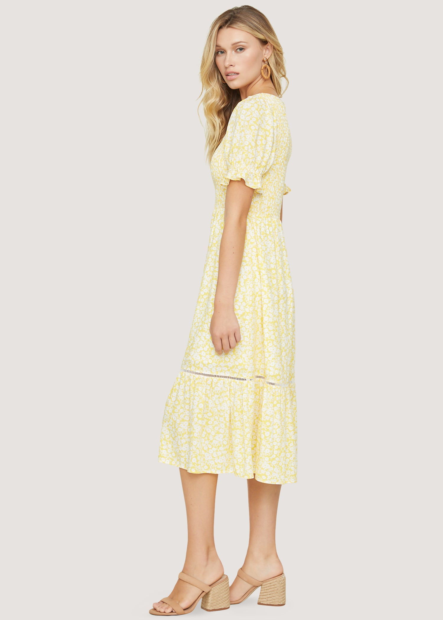 Sweet Summer Daze Midi Dress