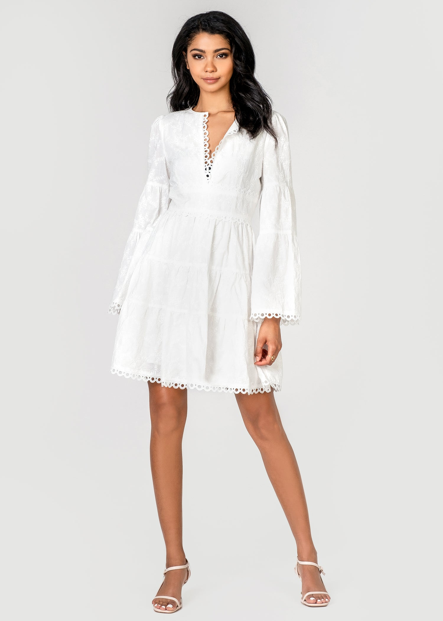 Angel in Disguise Mini Dress