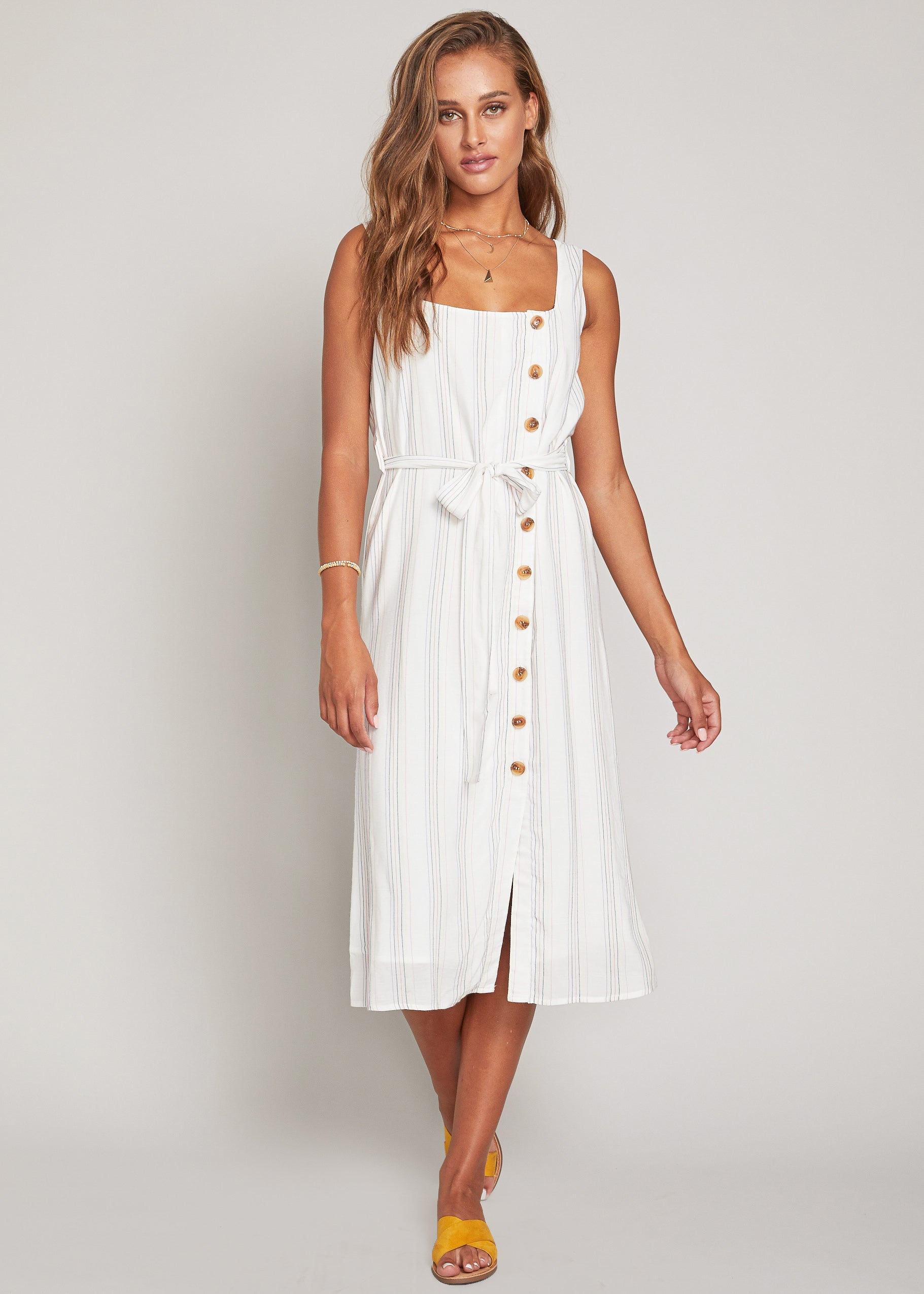 Song Of Summer Midi Dress