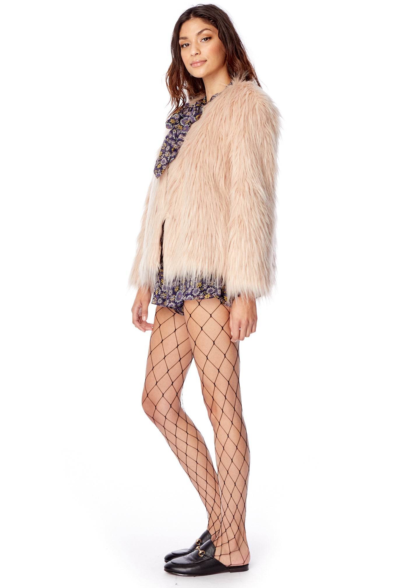 Warm Me Up Faux Fur Jacket