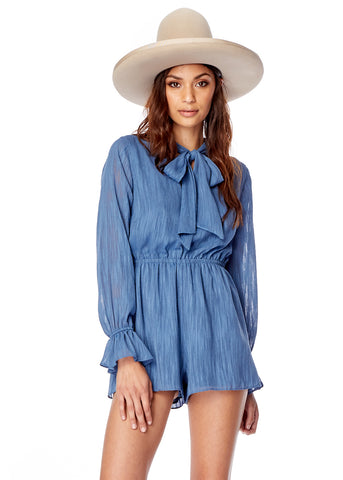 Moon Child Romper