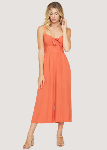 Dance All Night Midi Dress