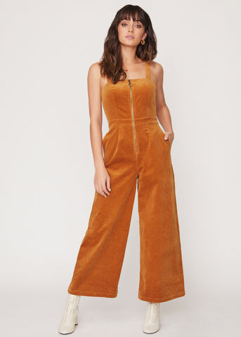 European Adventure Jumpsuit