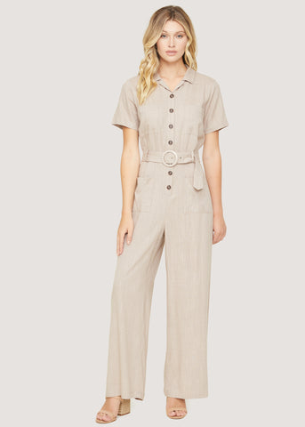 Weekend Bliss Jumpsuit