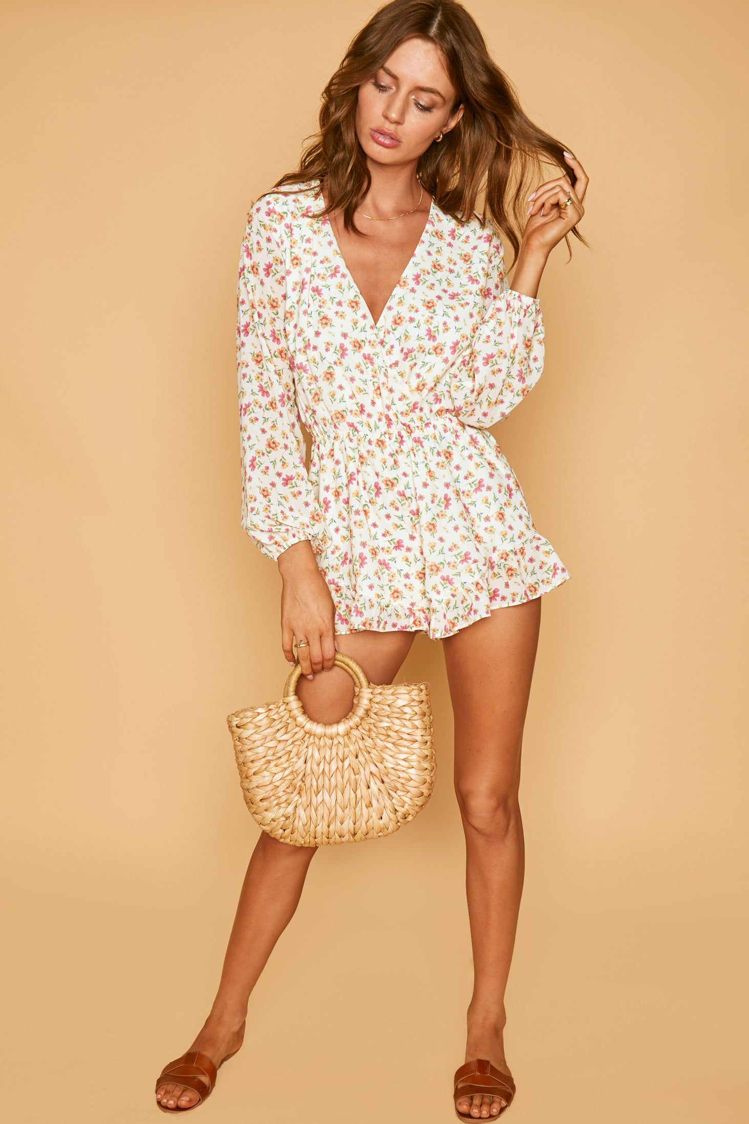 Love in Bloom Romper