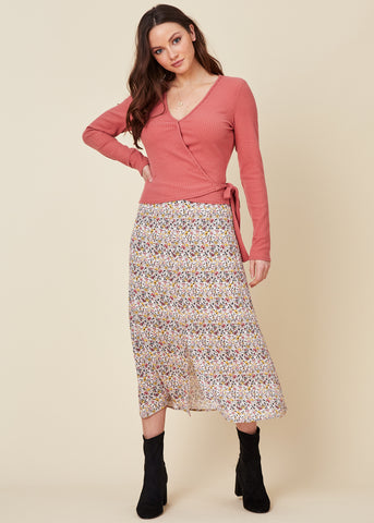 Island Hopper Long Skirt