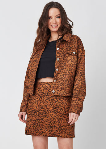 Canyon Faux Fur Jacket