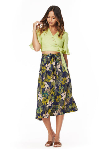 Isla Botanical Skirt
