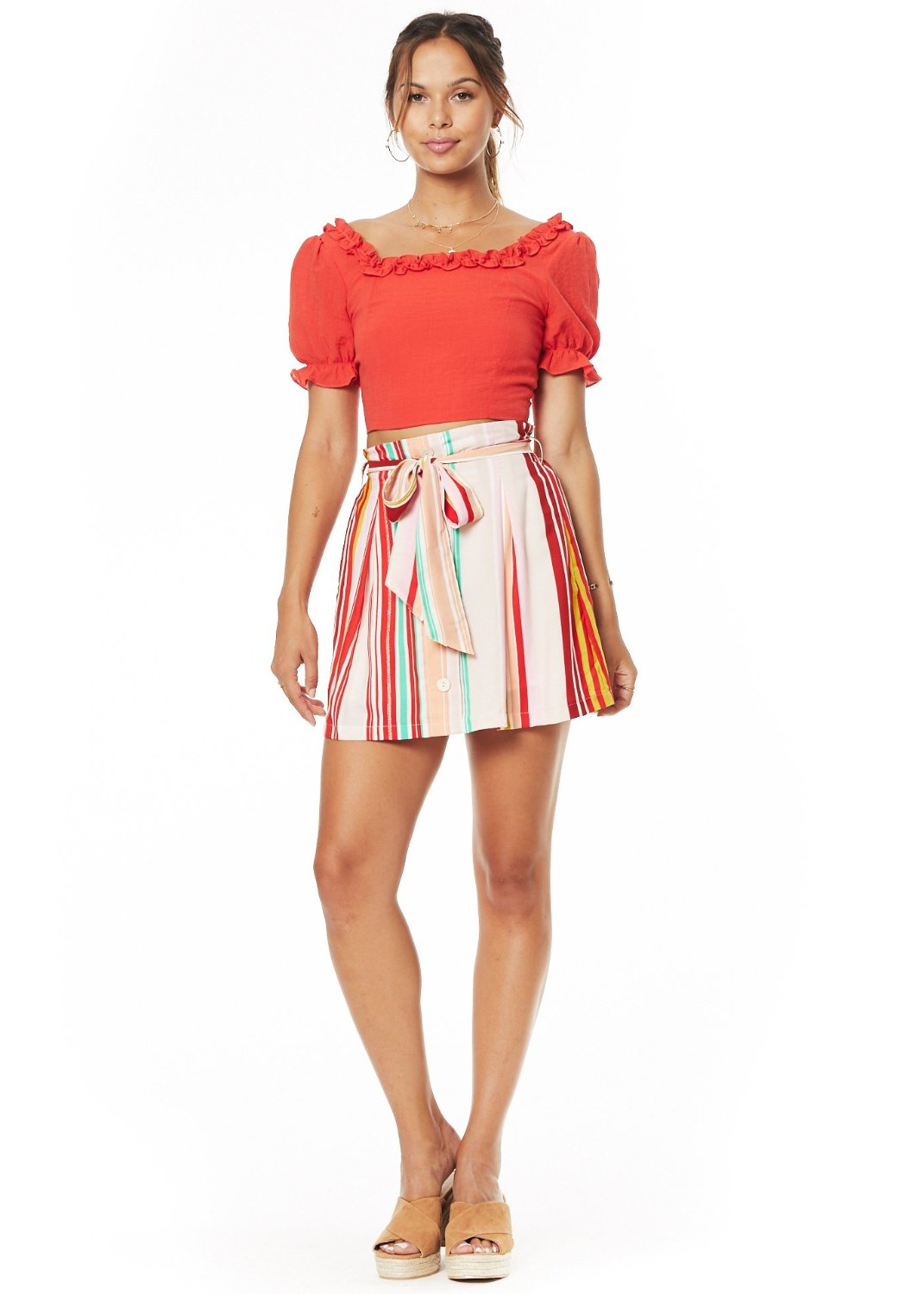 Happy Hour Mini Skirt