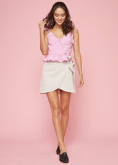 Sugar Beach Mini Skirt