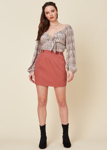 Sweet Melody Mini Skirt