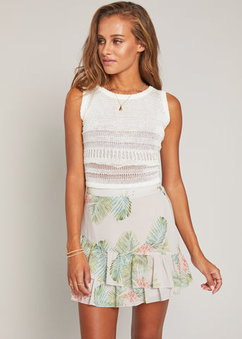 Someplace Tropical Mini Dress