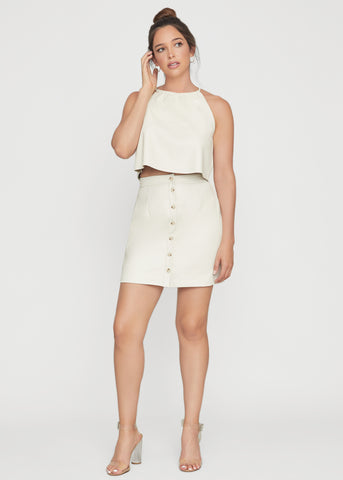 Champagne Stories Skirt