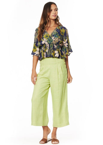 Isla Botanical Top