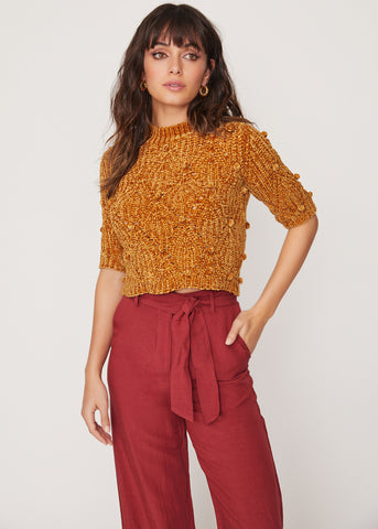 Rusty Sunset Sweater
