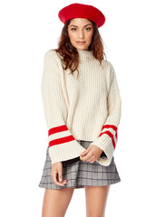 Mulberry Sweater Top