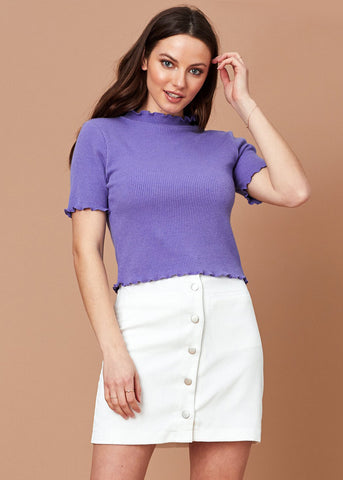 Stefanie Long Sleeve Top
