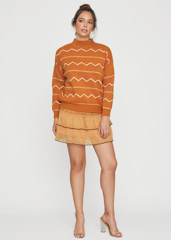 Bonfire Pullover Sweater