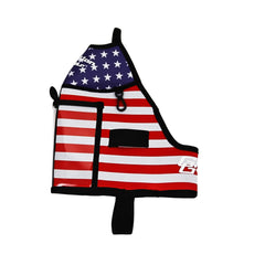 American Flag Half Gallon Gear Fitness Hydration Cover