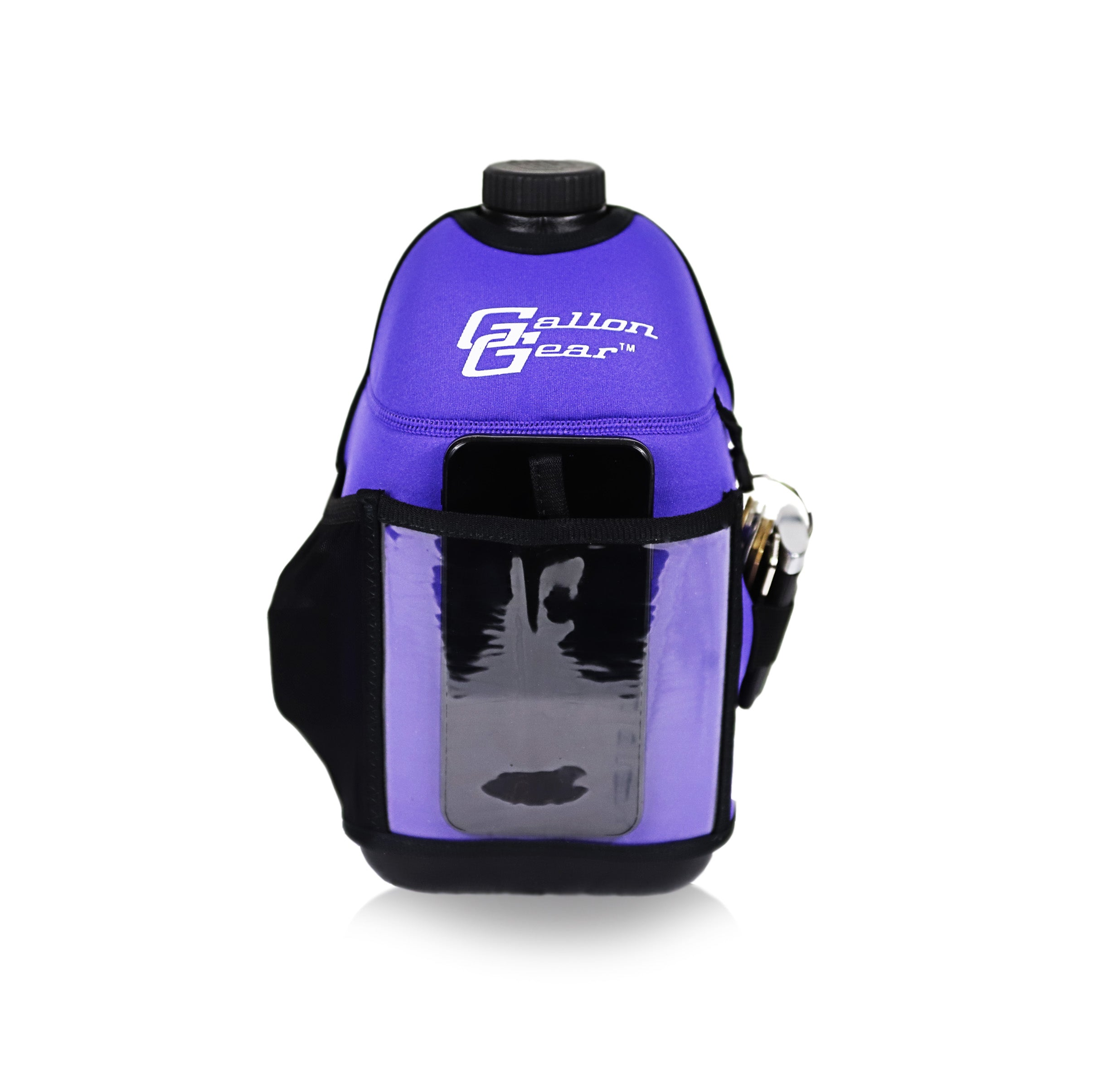 Purple Half Gallon Gear Fitness Hydration Cover