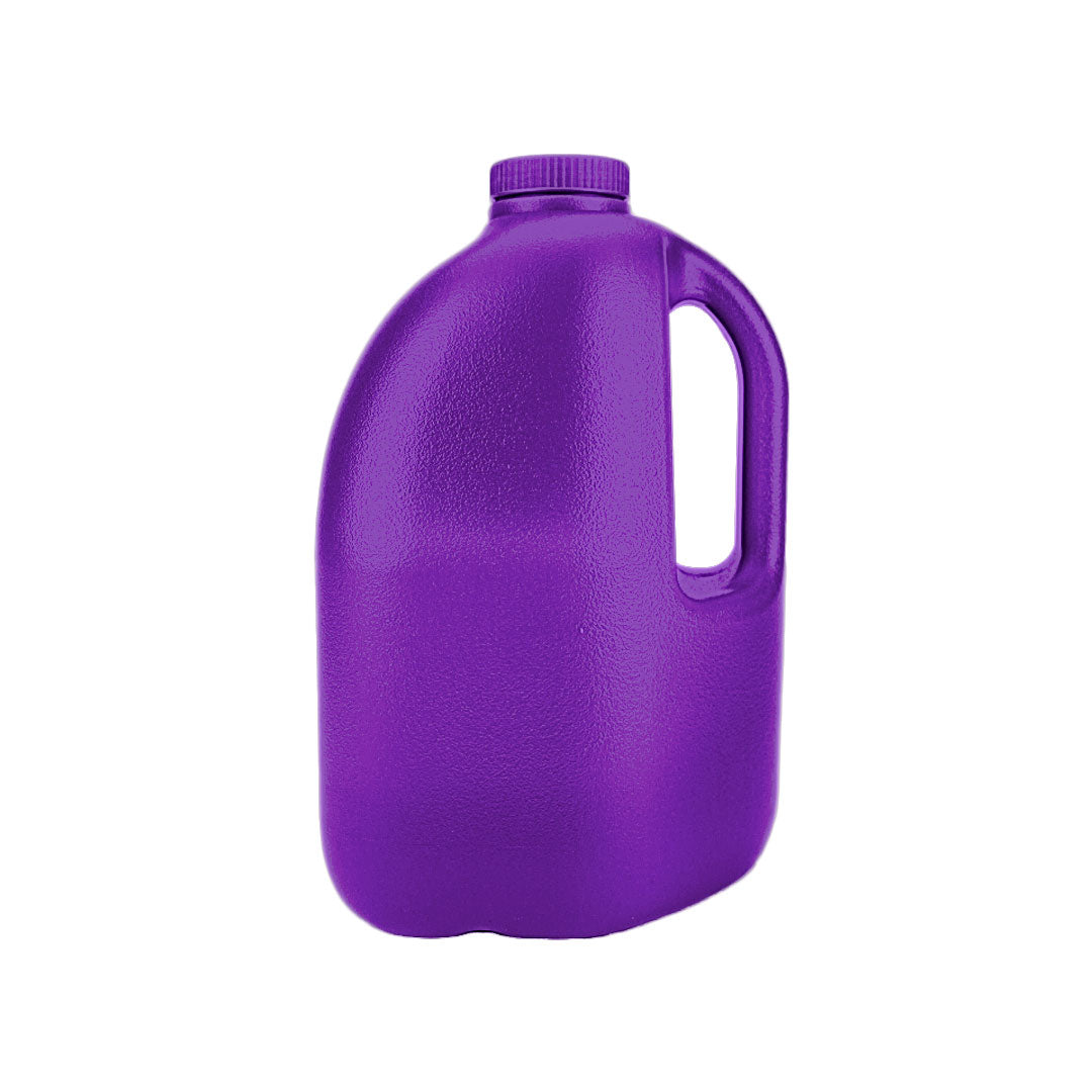 Purple Transparent Gallon Bottle