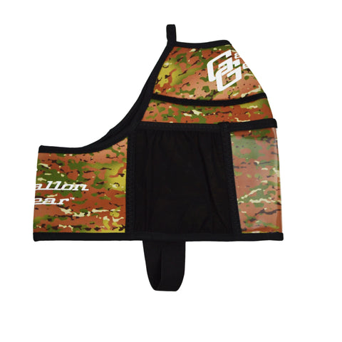 Black Donut Gallon Gear Fitness Hydration Cover