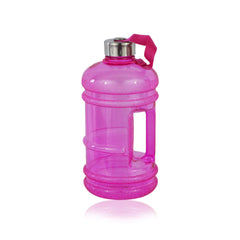 Pink 1/2 Gallon Bottle
