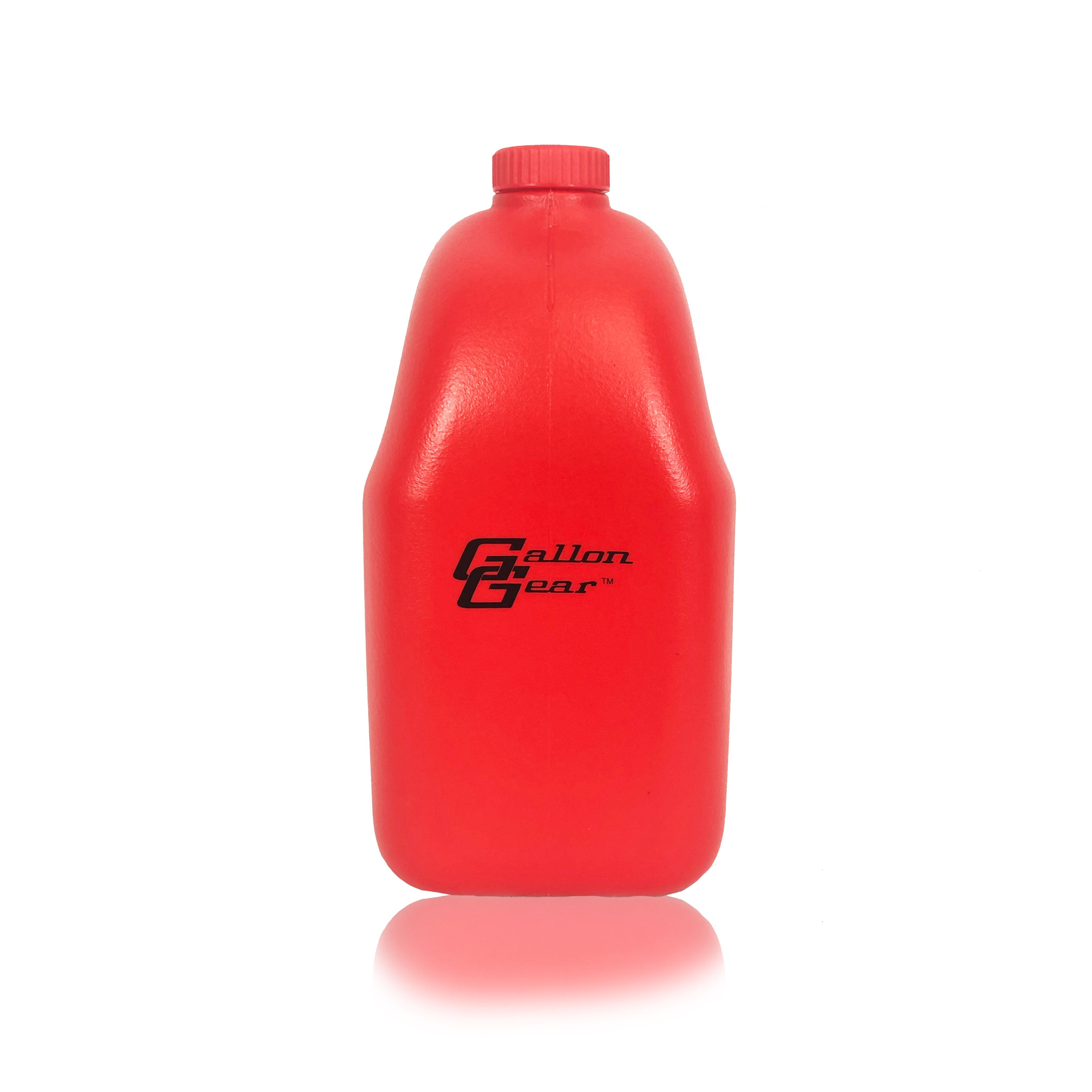 Gallon Gear 1/2 Red Gallon Bottle