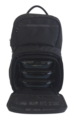 SIX PACK BAG EXPEDITION BACKPACK 300 STEALTH