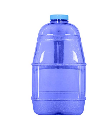 Gallon Gear Blue Gallon Bottle