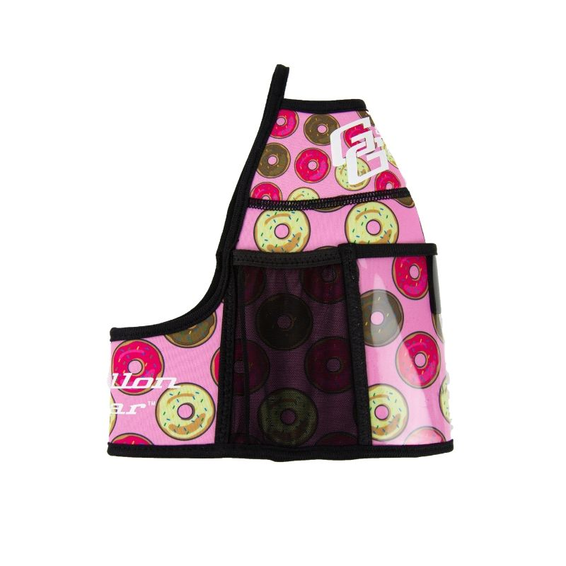 Pink Donut Half Gallon Gear Fitness Hydration Cover