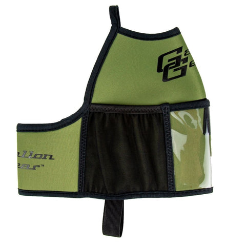 Olive Green Half Gallon Gear Fitness Hydration Cover