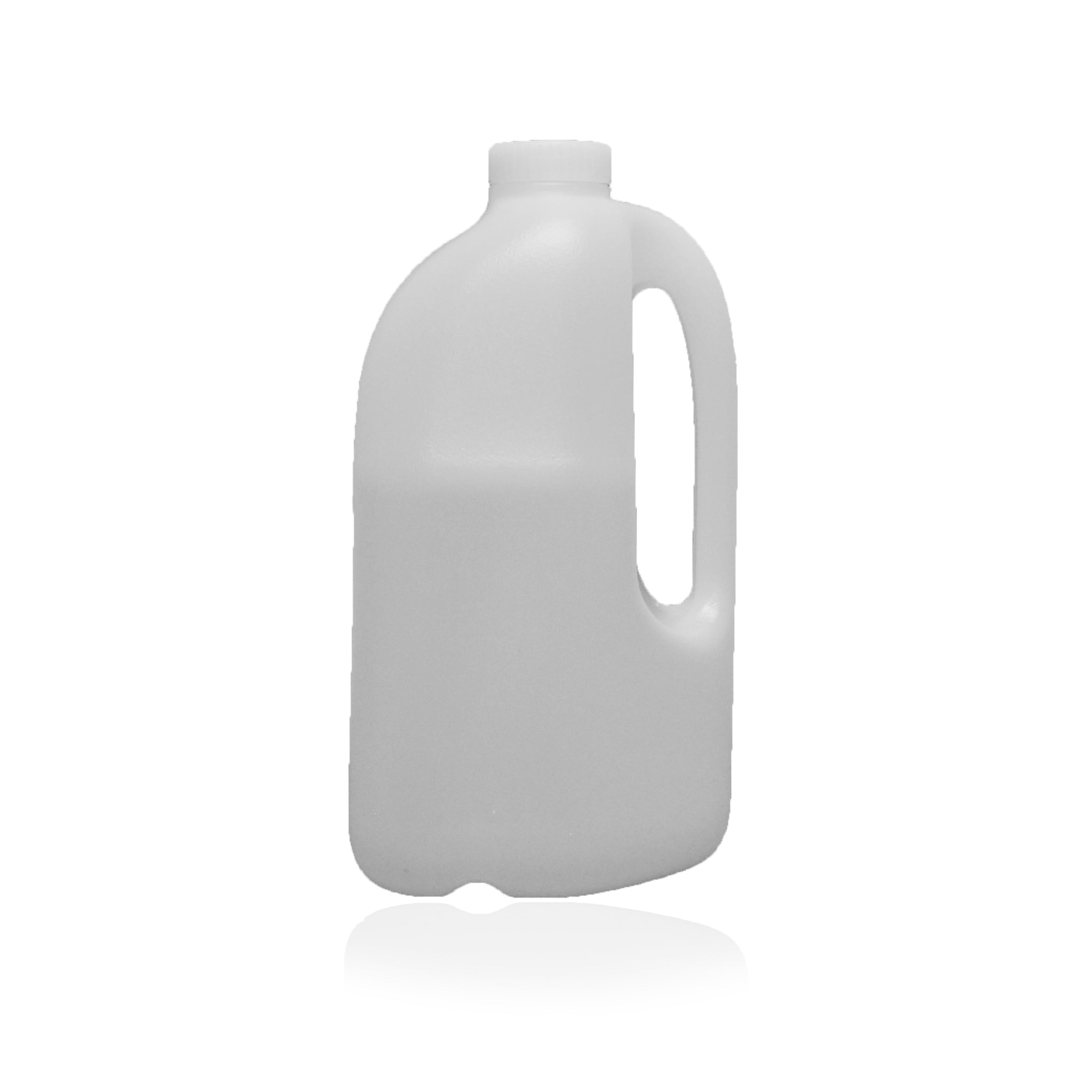 Transparent 1/2 Gallon Bottle