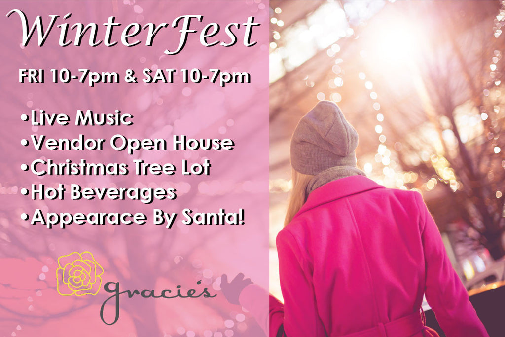 WINTERFEST AT GRACIES