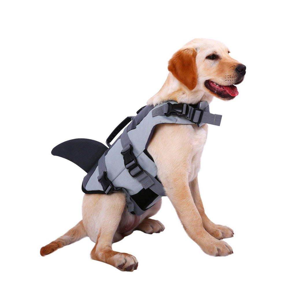Shark Fin Dog Life Vest - Monday Monday