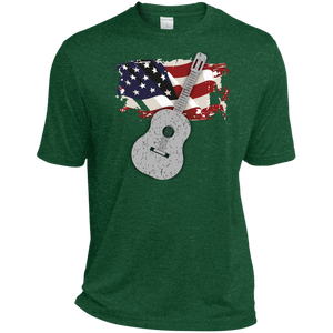 American Guitar - Dri-Fit Tee - Monday Monday