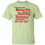 Moon Pie - Custom Ultra Cotton T-Shirt - Monday Monday