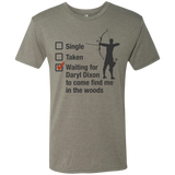 Daryl Dixon Woods - Men's Tri-Blend Tee
