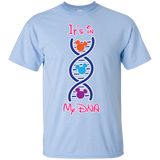 DNA - Custom Ultra Cotton T-Shirt
