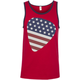 American Guitar Pick - Tank Top
