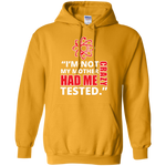I'm Not Crazy - Pullover Hoodie 8 oz - Monday Monday