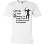Daryl Dixon Woods - Short-Sleeve T-Shirt - Monday Monday
