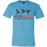Duck Strong Dark - Short-Sleeve T-Shirt