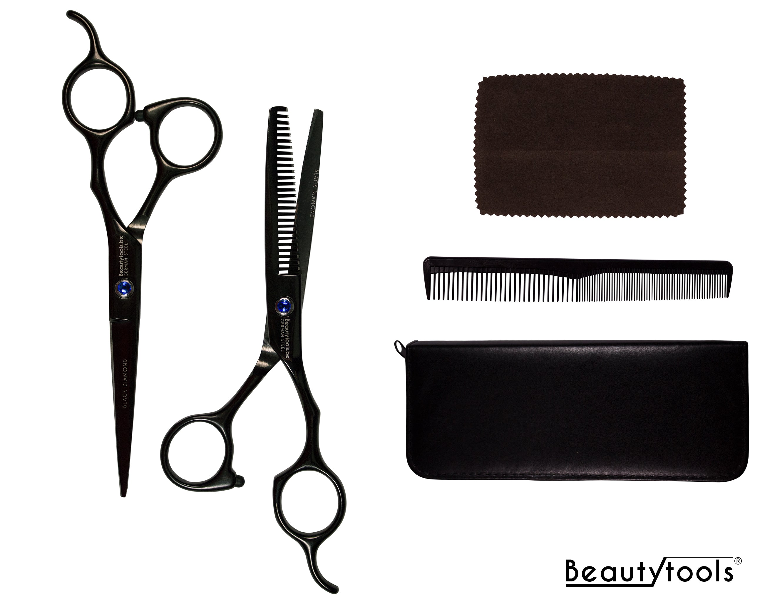 PROMO! Kappersscharen Set BlackDiamond 6 Inch | BeautyTools Online