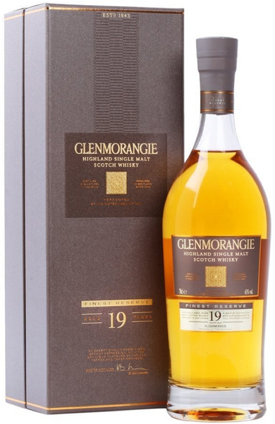 Glenmorangie 19 Year Old Finest Reserve (70cl, 43%)