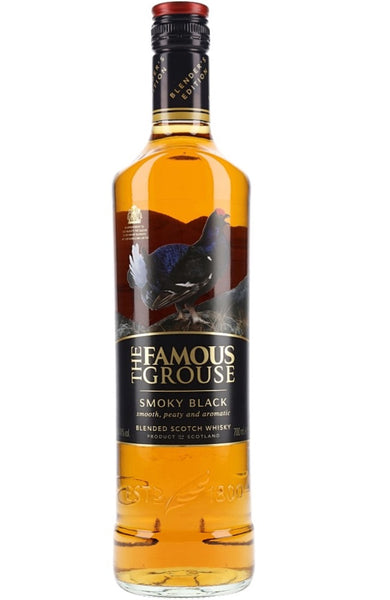 Famous Grouse Smoky Black (70cl, 40%)