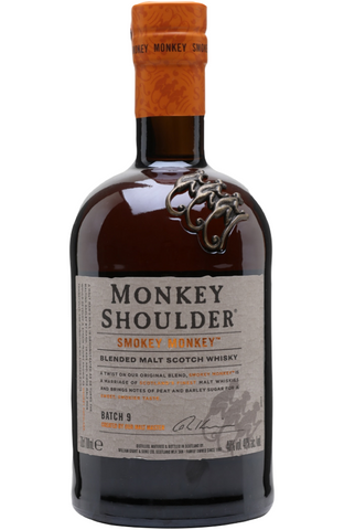 Smokey Monkey Shoulder Malta