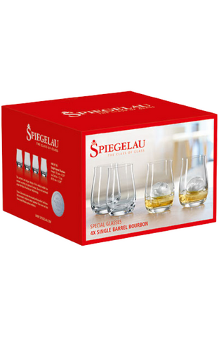 Whisky Special Glasses - Set of 4 Spiegelau