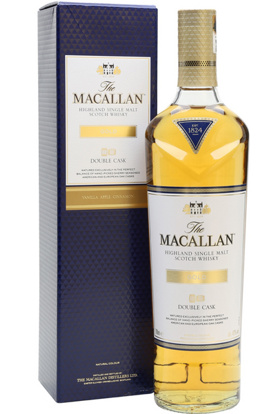 Macallan Double Cask Gold | Macallan Whisky Malta